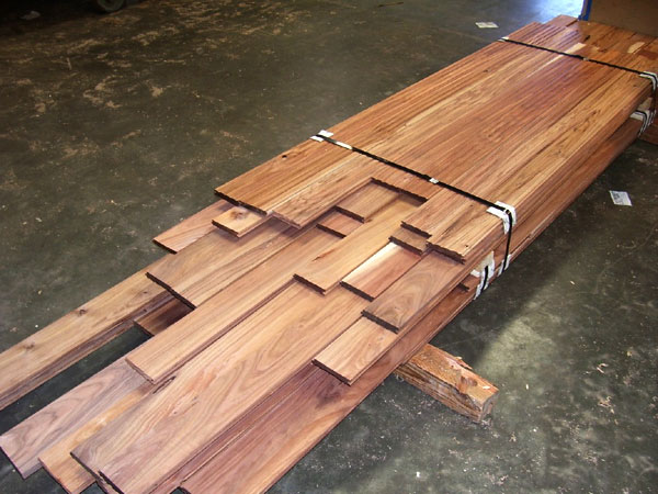 Custom Hardwood Flooring-Weiland Industries